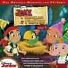 Walt Disney Hörspiel CD Jake und die Nimmerland-Piraten Folge  3 Der Drachenflug TV-Serie NEU & OVP