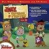Walt Disney Hörspiel CD Jake und die Nimmerland-Piraten Folge 11 Halloween in Nimmerland NEU & OVP