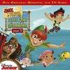 Walt Disney Hörspiel CD Jake und die Nimmerland-Piraten Folge  5 Peter Pans Rückkehr TV-Serie NEU