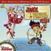Walt Disney Hörspiel CD Jake und die Nimmerland-Piraten Folge  1 Das Versteck TV-Serie NEU & OVP