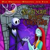 Walt Disney Hörspiel CD Nightmare before Christmas Original zum Film Kiddinx  NEU & OVP