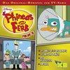 Walt Disney Hörspiel CD Phineas und Ferb Folge 8 Die dunkle Seite des Mondes TV-Serie NEU & OVP