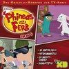 Walt Disney Hörspiel CD Phineas und Ferb Folge 5 Die Röntgen Brille TV-Serie  NEU & OVP