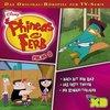 Walt Disney Hörspiel CD Phineas und Ferb Folge 9 Mach mit beim Quiz TV-Serie NEU & OVP