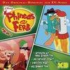 Walt Disney Hörspiel CD Phineas und Ferb Folge 1 Interview mit einem Schnabeltier TV-Serie NEU & OVP