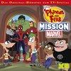 Walt Disney Hörspiel CD X Phineas und Ferb Mission Marvel TV-Serie Special  NEU & OVP