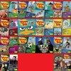 Walt Disney CD Phineas und Ferb Folge 1 - 13 + Special 14x CDs komplett Sammlung TV-Serie NEU