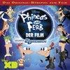 Walt Disney Hörspiel CD Phineas und Ferb Der Film - Quer durch die 2. Dimension Kinofilm NEU & OVP