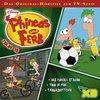 Walt Disney Hörspiel CD Phineas und Ferb Folge 10 Das Fußball-Stadion TV-Serie NEU & OVP