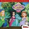Walt Disney Hörspiel CD Sofia die Erste Folge 05 5 Abenteuer in der Wüste TV-Serie NEU & OVP