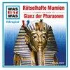 Was ist Was Hörspiel CD 010 10 Rätselhafte Mumien + Glanz der Pharaonen NEU