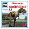 Was ist Was Hörspiel CD 008  8 Dinosaurier + Ausgestorbene Tiere 2 Episoden NEU