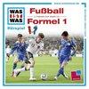 Was ist Was Hörspiel CD 014 14 Fußball + Formel Eins 1  2 Episoden NEU