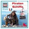 Was ist Was Hörspiel CD 009  9 Piraten + Schiffe 2 Episoden NEU