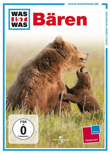 DVD Was ist Was - Bären  TV-Serie  OVP & NEU