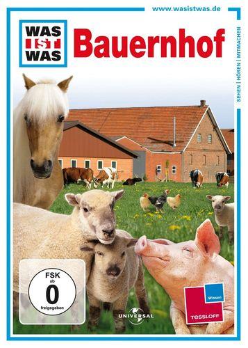 DVD Was ist Was - Bauernhof  TV-Serie  OVP & NEU
