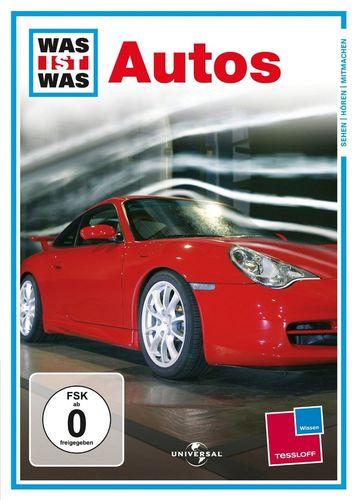 DVD Was ist Was - Autos  TV-Serie  OVP & NEU