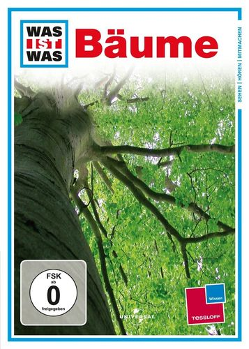 DVD Was ist Was - Bäume  TV-Serie  OVP & NEU