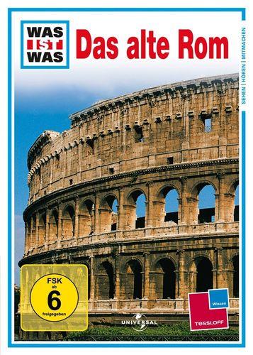 DVD Was ist Was - Das alte Rom  TV-Serie  OVP & NEU
