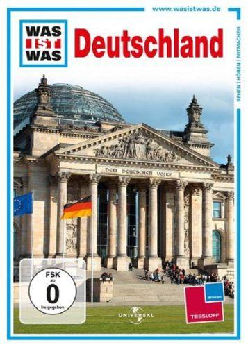 DVD Was ist Was - Deutschland  TV-Serie  OVP & NEU
