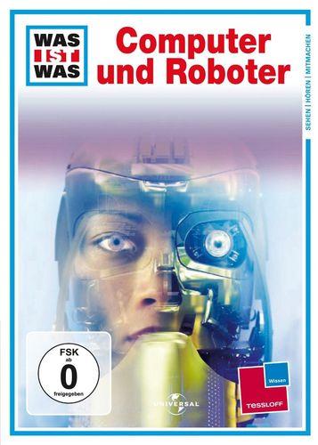 DVD Was ist Was - Computer und Roboter  TV-Serie  OVP & NEU