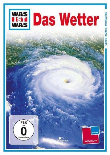 DVD Was ist Was - Das Wetter  TV-Serie  OVP & NEU