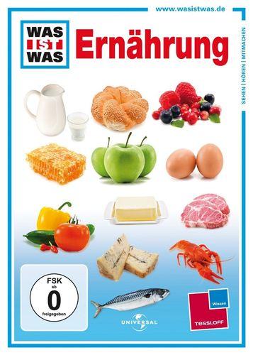 DVD Was ist Was - Ernährung  TV-Serie  OVP & NEU
