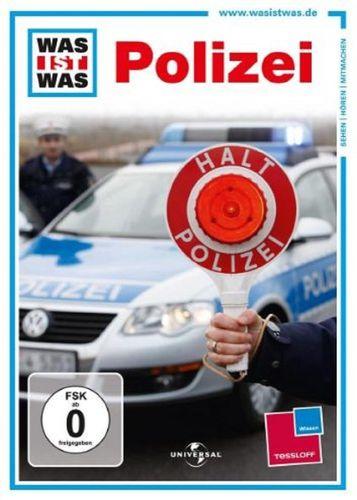 DVD Was ist Was - Die Polizei  TV-Serie  OVP & NEU