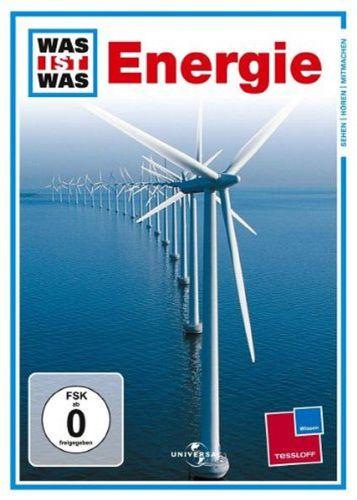DVD Was ist Was - Energie  TV-Serie  OVP & NEU