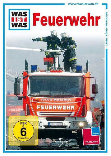 DVD Was ist Was - Feuerwehr  TV-Serie  OVP & NEU