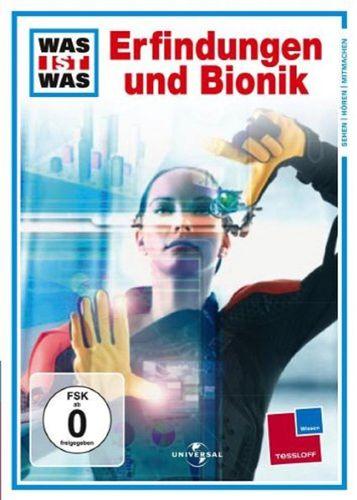 DVD Was ist Was - Erfindungen und Bionik  TV-Serie  OVP & NEU