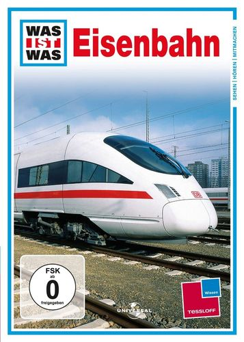 DVD Was ist Was - Eisenbahnen  TV-Serie  OVP & NEU