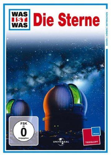 DVD Was ist Was - Die Sterne  TV-Serie  OVP & NEU