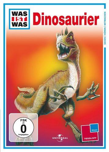 DVD Was ist Was - Dinosaurier  TV-Serie  OVP & NEU
