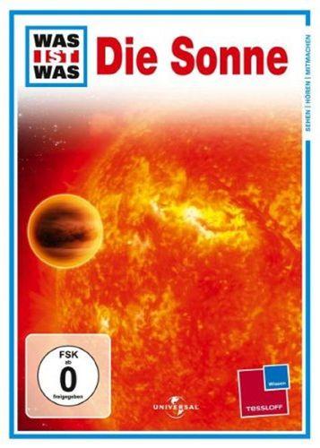DVD Was ist Was - Die Sonne  TV-Serie  OVP & NEU