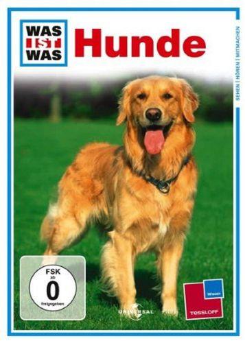 DVD Was ist Was - Hunde  TV-Serie  OVP & NEU