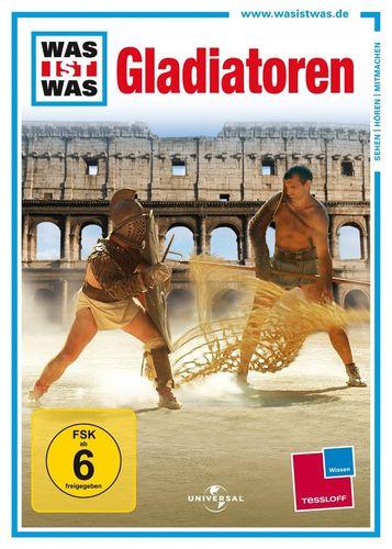 DVD Was ist Was - Gladiatoren  TV-Serie  OVP & NEU