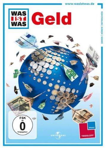 DVD Was ist Was - Geld  TV-Serie  OVP & NEU