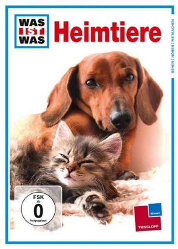 DVD Was ist Was - Heimtiere  TV-Serie  OVP & NEU