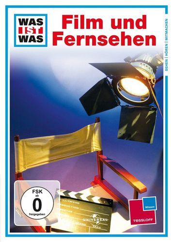 DVD Was ist Was - Film und Fernsehen  TV-Serie  OVP & NEU