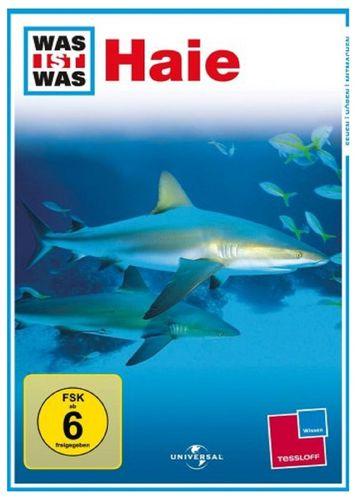DVD Was ist Was - Haie  TV-Serie  OVP & NEU