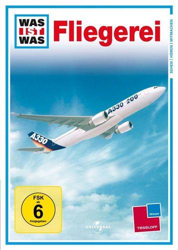 DVD Was ist Was - Fliegerei  TV-Serie  OVP & NEU