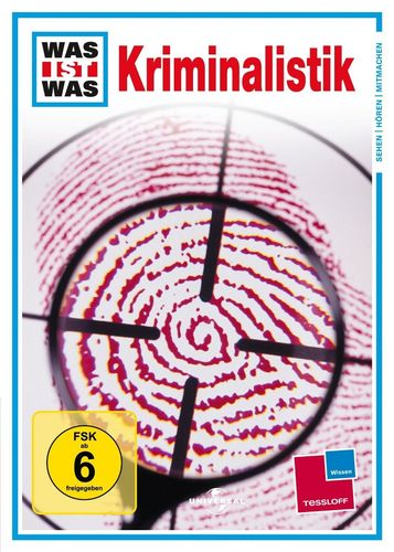 DVD Was ist Was - Kriminalistik  TV-Serie  OVP & NEU