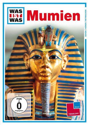 DVD Was ist Was - Mumien  TV-Serie  OVP & NEU