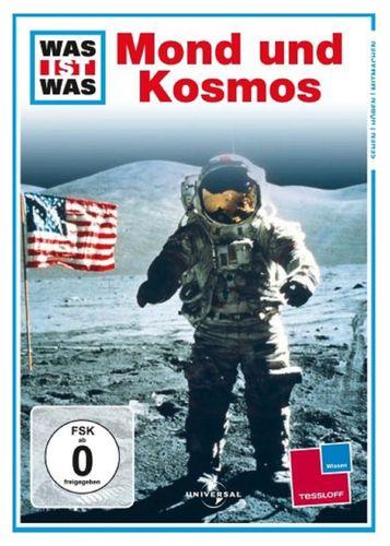 DVD Was ist Was - Mond und Kosmos TV-Serie  OVP & NEU