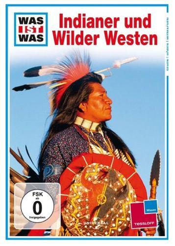 DVD Was ist Was - Indianer und Wilder Westen  TV-Serie  OVP & NEU