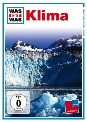DVD Was ist Was - Klima  TV-Serie  OVP & NEU