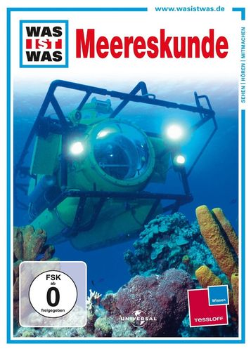 DVD Was ist Was - Meereskunde  TV-Serie  OVP & NEU
