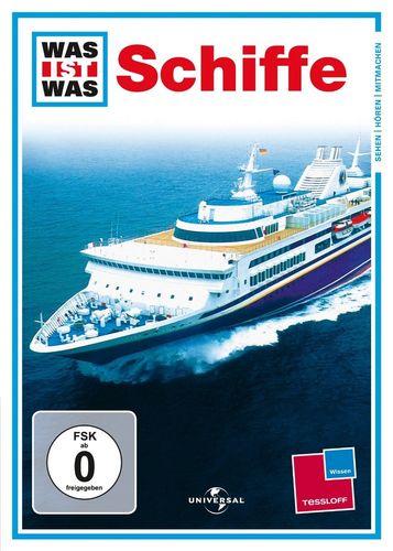 DVD Was ist Was - Schiffe   TV-Serie  OVP & NEU