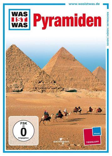 DVD Was ist Was - Pyramiden  TV-Serie  OVP & NEU